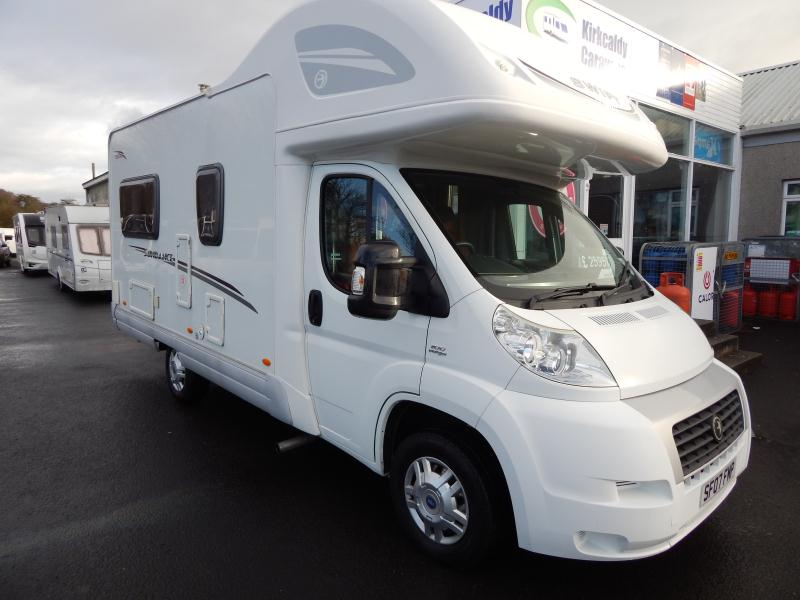2007 Swift Sundance 590 RL