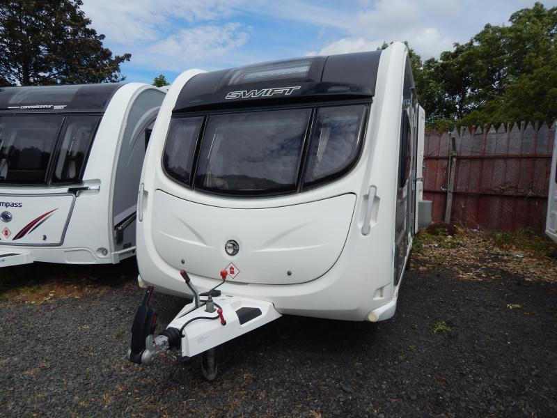 2012 Swift Conqueror 480