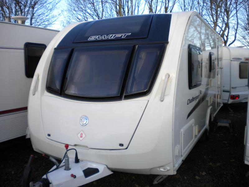 2013 Swift Challenger 530SE
