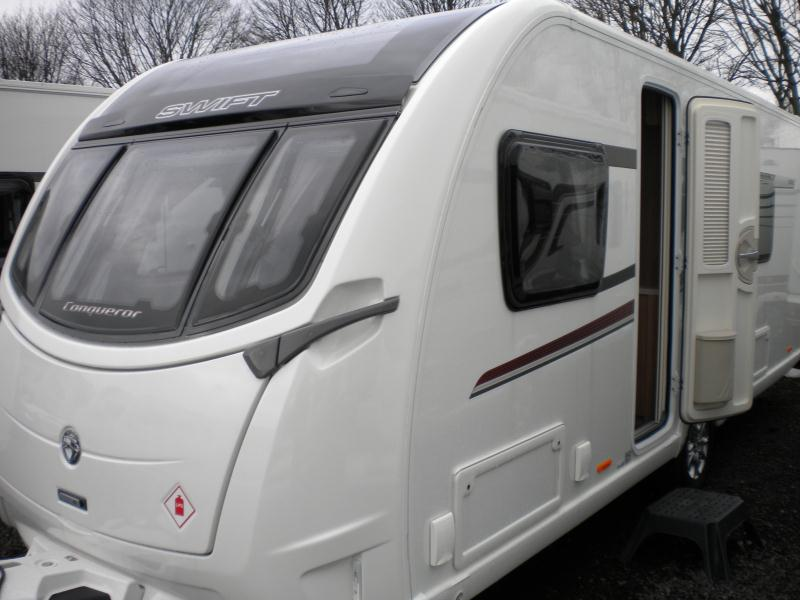 2016 Swift Conqueror 570
