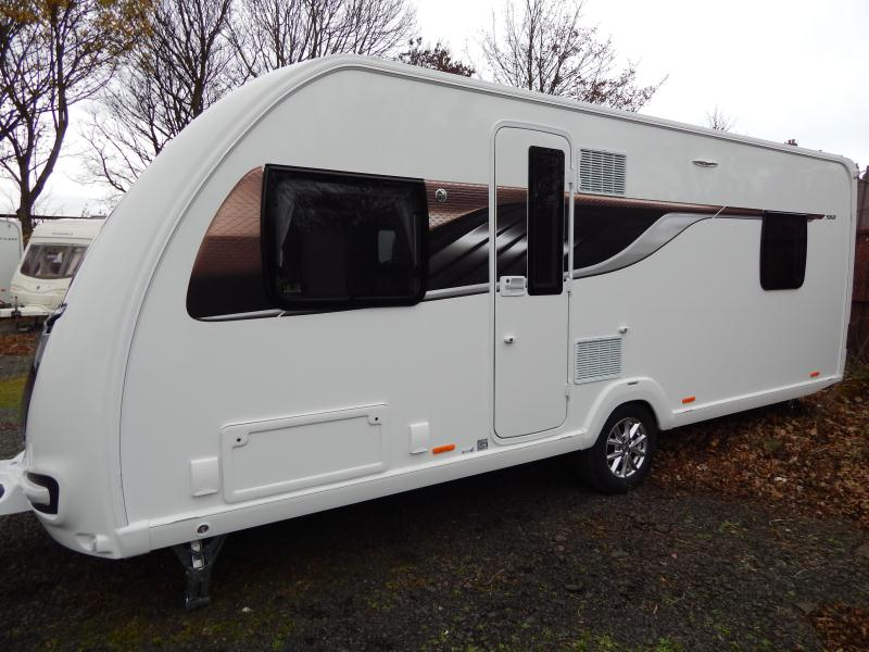 New and Used Caravans - Kirkcaldy Caravans - New Caravans
