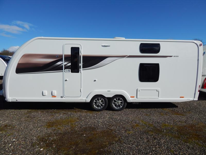 2019 Swift Elegance Grande 655