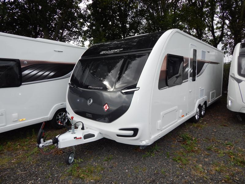 2020 Swift Grande Elegance 845