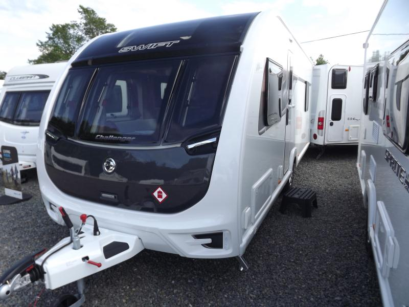 2018 Swift Challenger 560