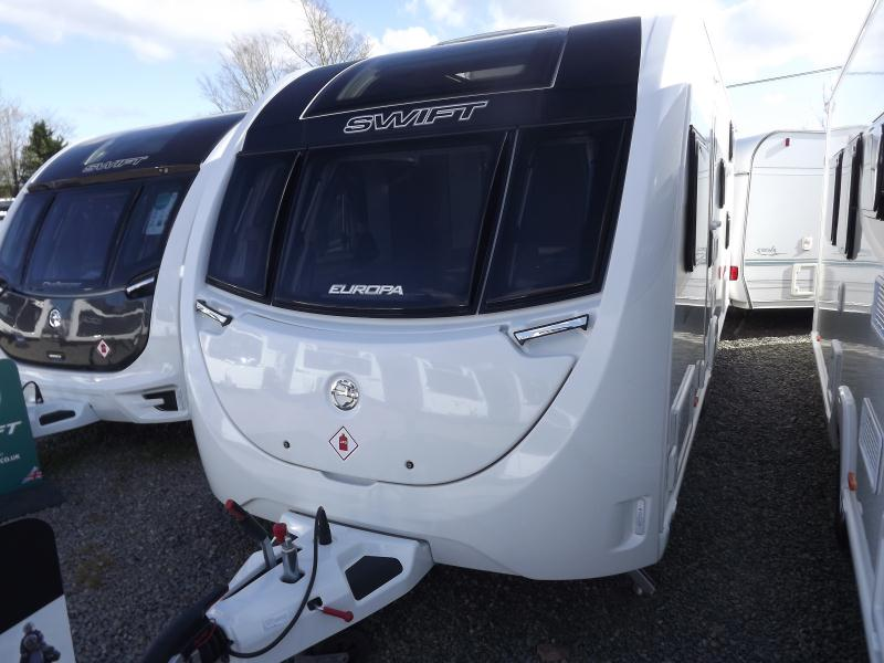 2018 Swift Europa 590 (Special Edition)