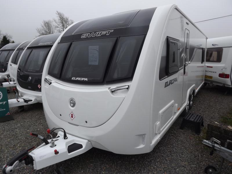2018 Swift Europa 635 (special edition)