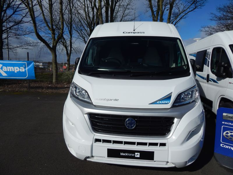 2020 Compass Avantgarde CV20 Campervan