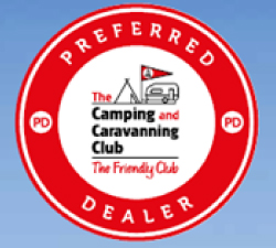 The Camping and Caravanning Club Preferred Dealer Scheme