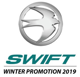 SWIFT WINTER PROMOTION 2019